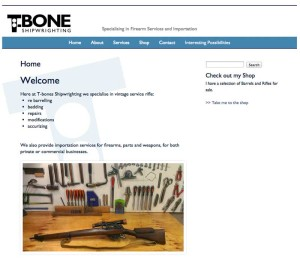 t-bone-website